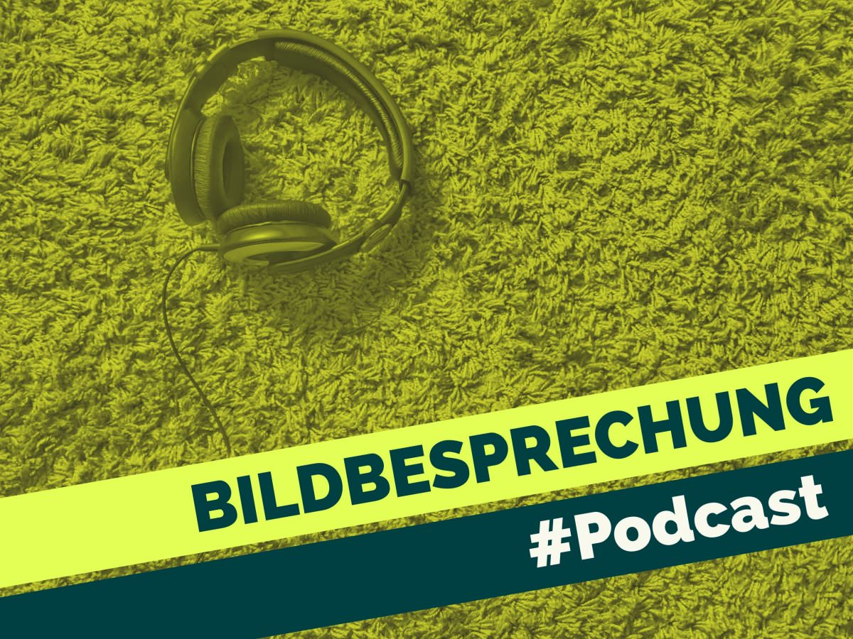 Bildbesprechung Headphones