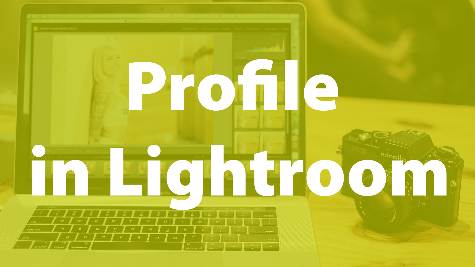 Lightroom Profile